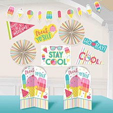 Stay Cool Room Decor Kit