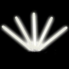 "8"" Glow Sticks - White"