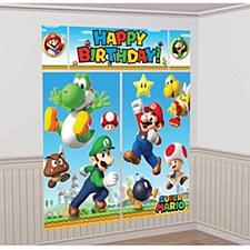 Super Mario Scene Setter