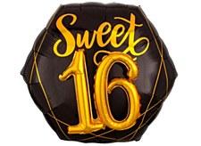 """30"""" Elegant Sweet 16th Supershape"""