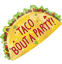 """33""""Taco 'Bout A Party!"""