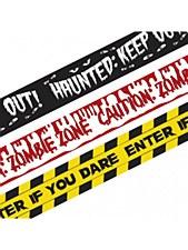 Tape Fright Halloween 3pc