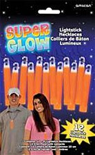 "4"" Glow Sticks - Orange"