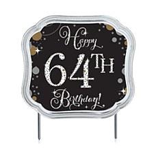 Add- Any- Age Birthday Cake Topper