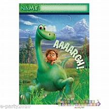 The Good Dinosaur Loot Bags 8