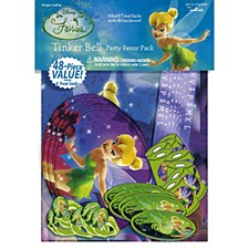 Tinker Bell Party Favor Pack