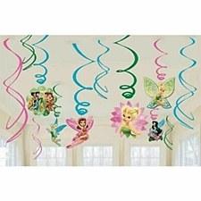 Tinker Bell Plastic Swirl Value Pack