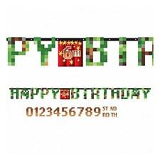 TNT Party Birthday Banner