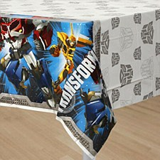 TRANSFORMER TABLE COVER