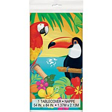 TROPICAL TABLECOVER