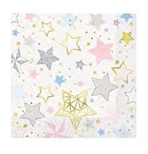 Twinkle Little Star Lunch Napkin