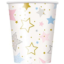 9oz Twinkle Little Star Cups