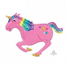 """39""""Pink Unicorn"""