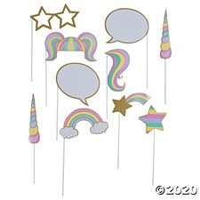 Unicorn Sparkle Photoprops