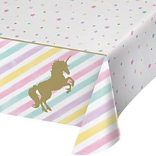 Sparkling Unicorn Tablecover