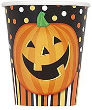 SMILING PUMPKIN CUP