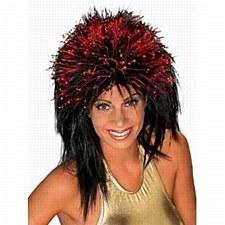 fiber optic wig light up