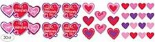 30 Valentine Cutouts