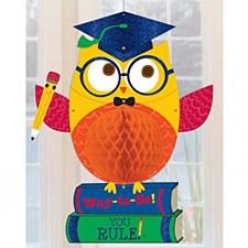 Owl Hanging Decoration