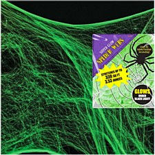SPIDER WEB - GREEN (3.53 OZ)