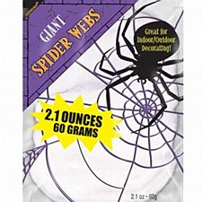 SPIDER WEB - WHITE (2.1 OZ)