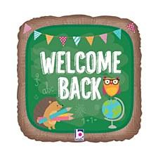 "18""Welcome Back School"