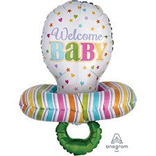 """31""""Welcome Baby Carriage"""