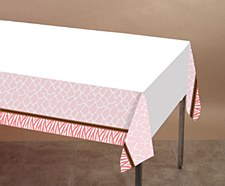 Tablecover: wild safari Pink