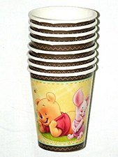 8ct cups Baby Pooh