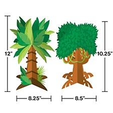 Tree Centerpieces