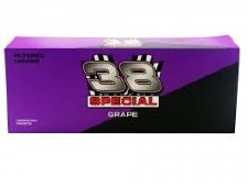 38 Special Filter Cigars Grape