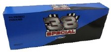 38 Special Filter Cigars Light