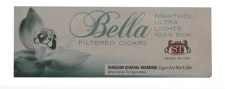 Bella Filtered Cigars Menthol Ultra Light