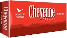 Cheyenne Filtered Cigars Cherry