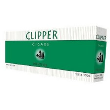 Clipper Filtered Cigar Menthol
