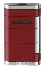 Xikar Allume Lighter Red