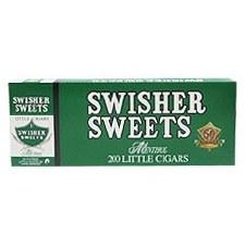 Swisher Filtered Cigar Menthol