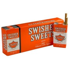 Swisher Filtered Cigar Peach