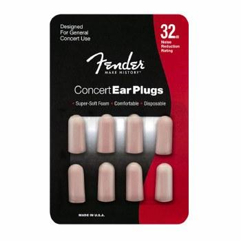 Fender Concert Series Ear Plugs