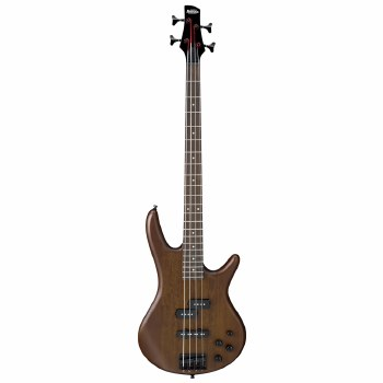 Ibanez GSR200B Electric Bass Walnut Flat