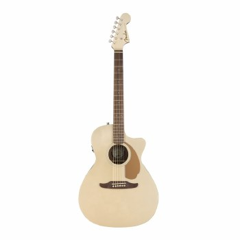 Fender California Series Newporter Player Guitar Champagne
