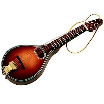 Mandolin Ornament