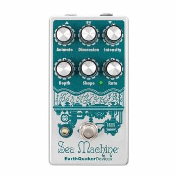 "EarthQuaker Devices ""Sea Machine"" Super Chorus Effects Pedal"