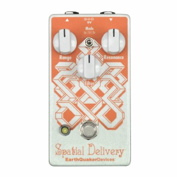"""EarthQuaker Devices """"Spatial Delivery"""" Envelope Filter Effects Pedal"""