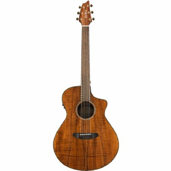 Breedlove Pursuit Series Concert Koa Guitar
