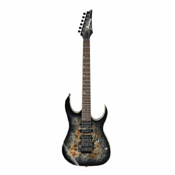 Ibanez RG1070PBZ Electric Guitar Charcoal Black