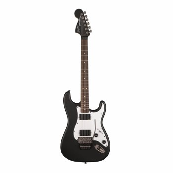 Squier by Fender Contemporary Active Stratocaster HH Flat Black