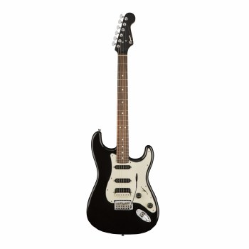 Squier by Fender Contemporary Stratocaster HSS Black
