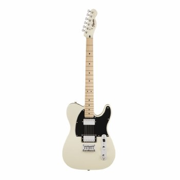 Squier by Fender Contemporary Telecaster HH Pearl White