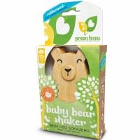 Green Tones Baby Bear Shaker